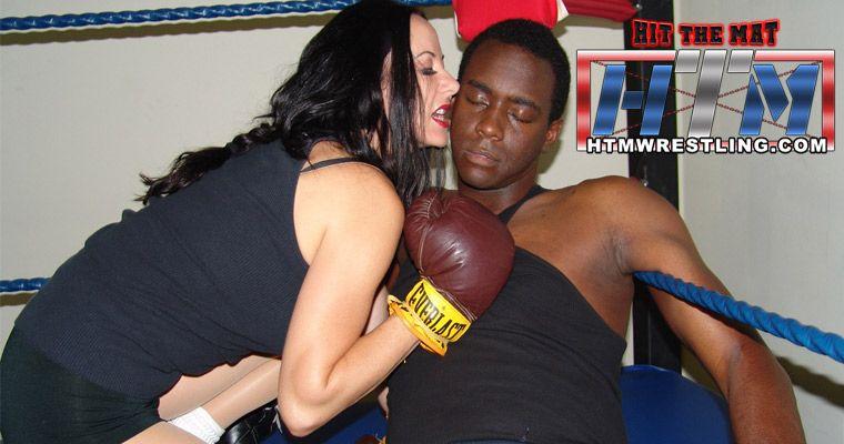 sexy mixed boxing