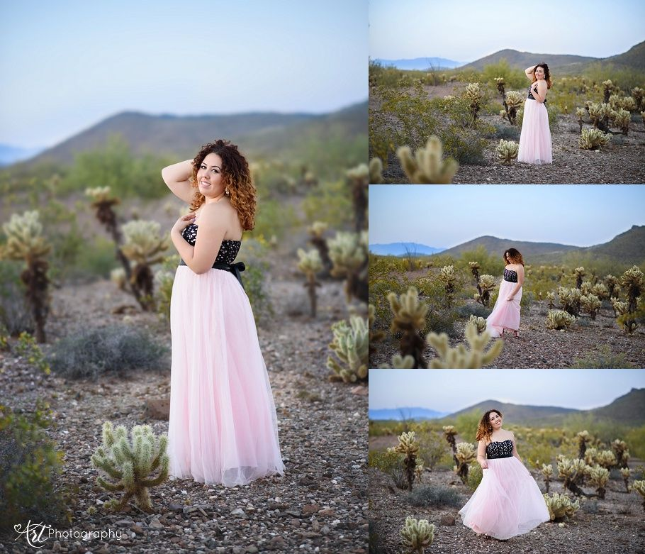 Bella, Barry Goldwater High School Senior in 2020 (With