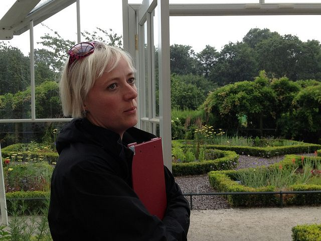 The Palace Gardener At Fulham Palace