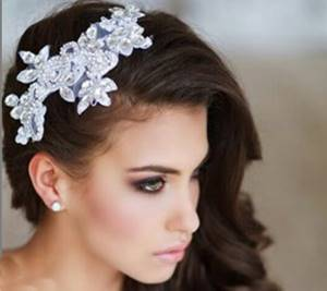 تسريحات شعر للاعراس و المناسبات و المراهقات و الاطفال اجمل صور Wedding Hairstyles Hair Styles Wedding