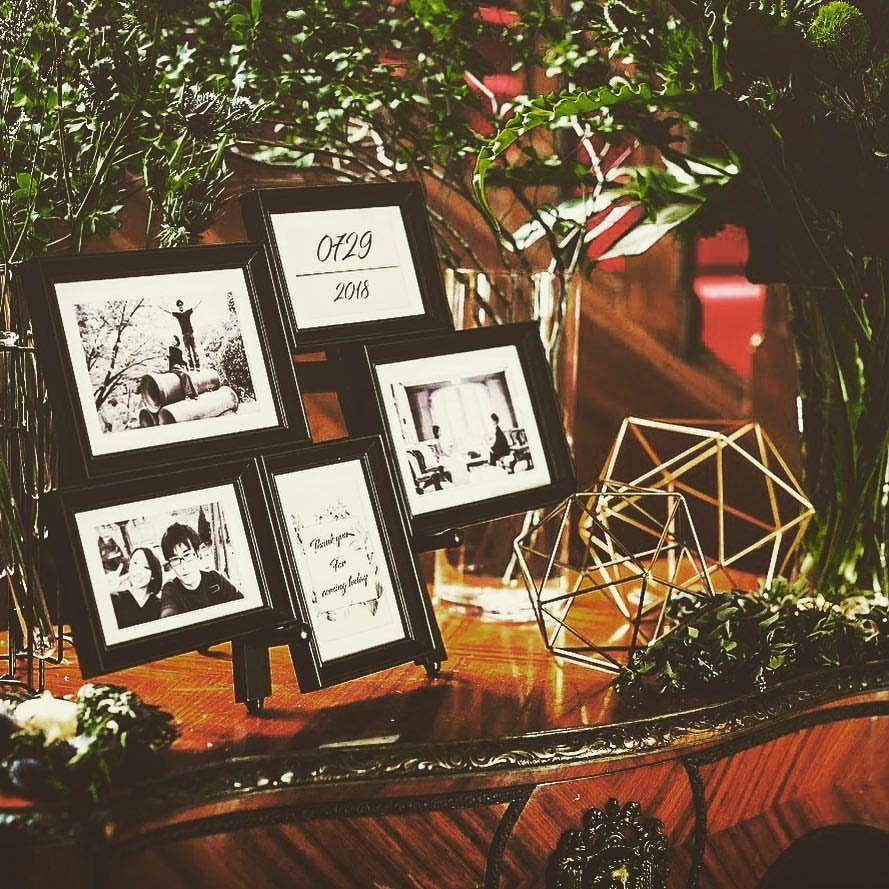 邸宅全体を お2人の思い出で彩って ジェームス邸 Novarese ノバレーゼ ウェルカムスペース Wedding
