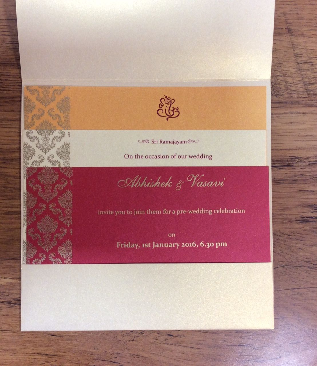 We can use this design as the outer envelope. | Invitation for Mrs ...