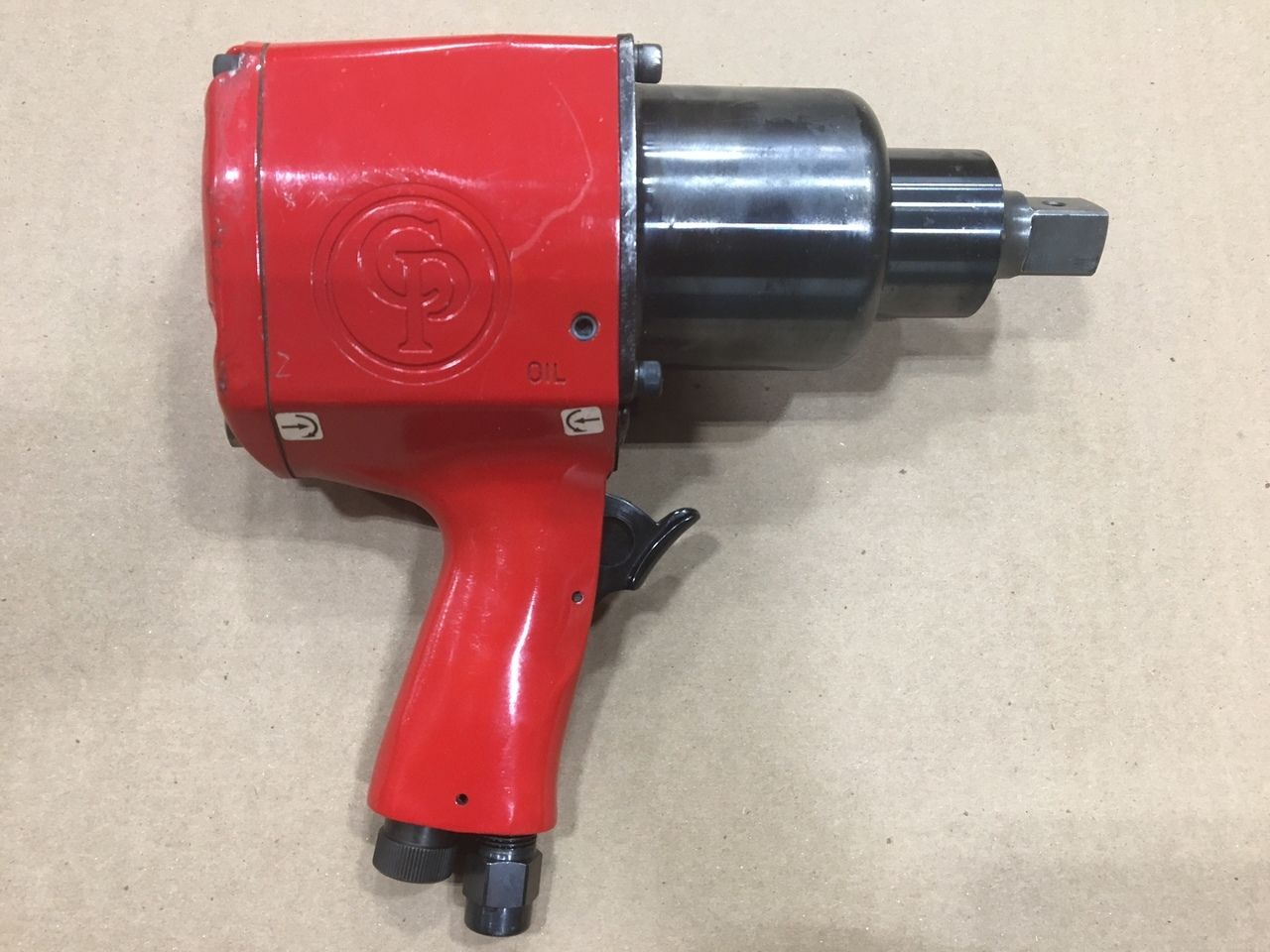 Pin on Pneumatic Impact and Ratchet Wrenches New & Rebuilt