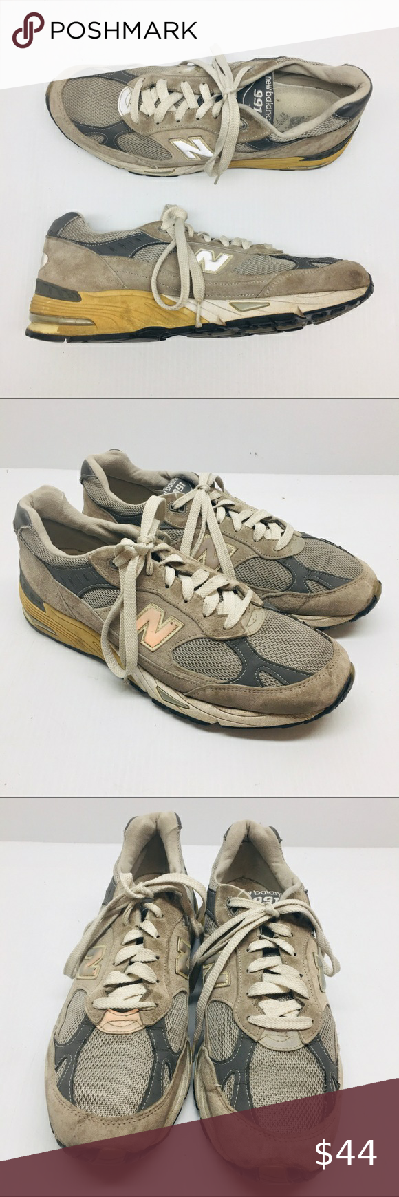 New Balance 991 Men S Size 11d Made In Usa Vintage New Balance Shoes Vintage Clothes Design