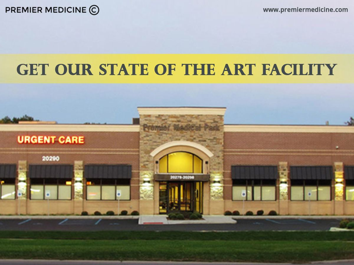 Experience our state of the art facility when you visit us