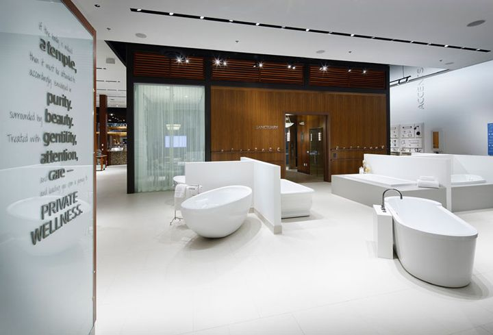 fixtures living store (With images) | Bathroom design ...