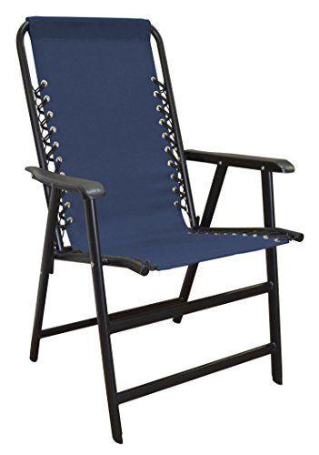 Caravan Sports Suspension Folding Chair, Blue #Caravan #Sports