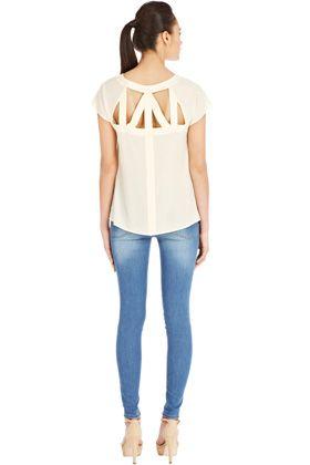 Warehouse Cut out Back T Shirt £24.99