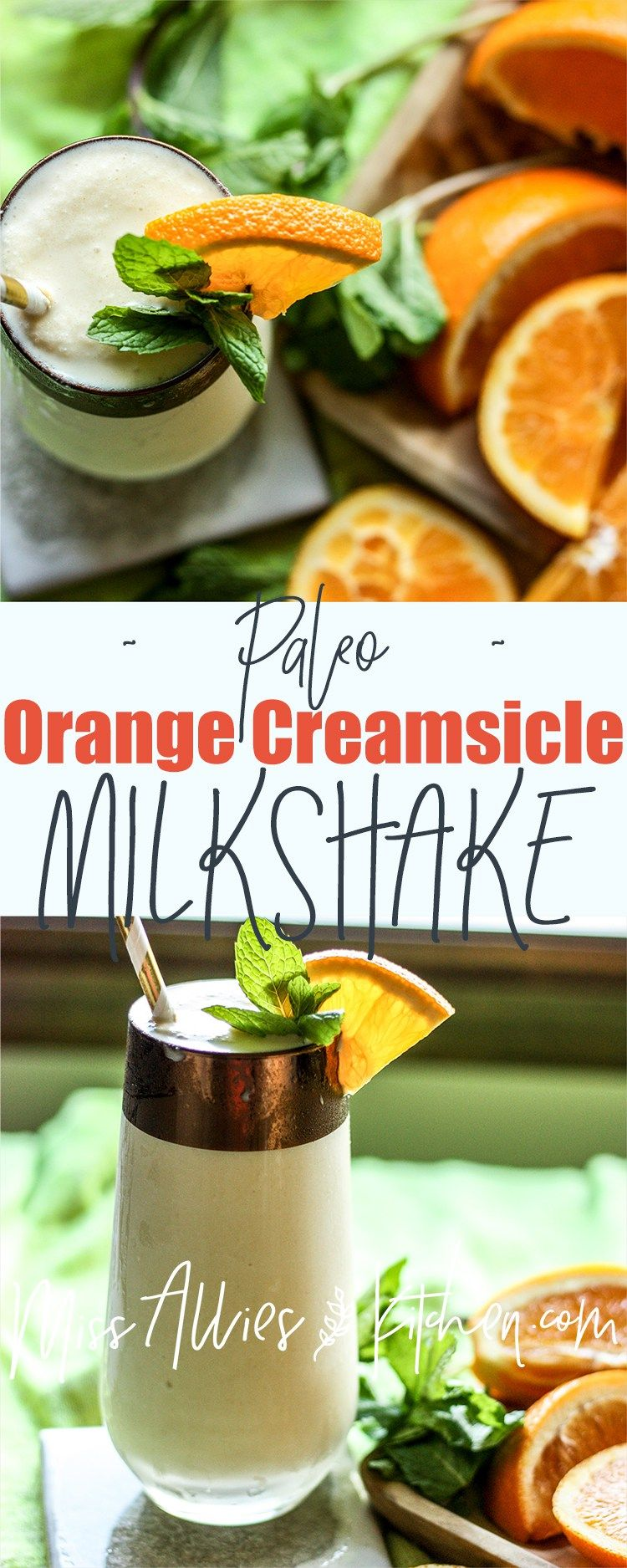 orange creamsicle milkshake recipe orange creamsicle milkshake