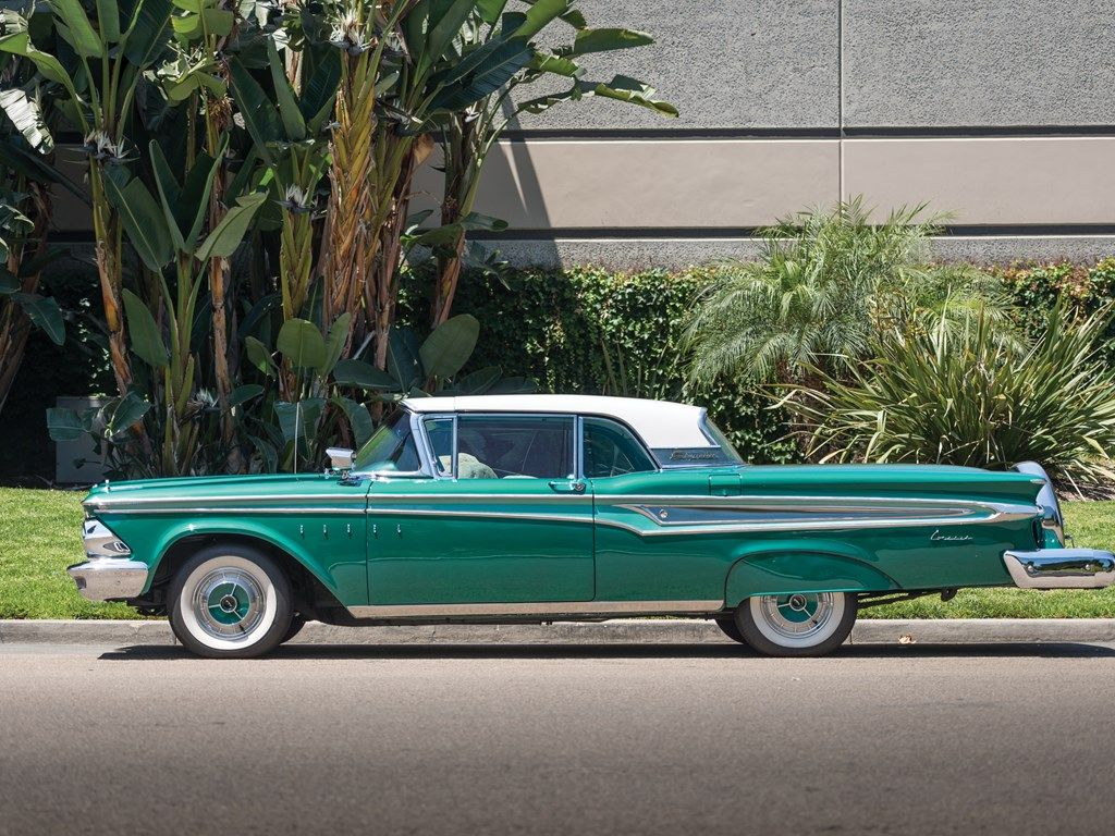 1959 Edsel Corsair Skycruiser Retractable Hardtop | Auburn Fall 2018 | RM Auctions