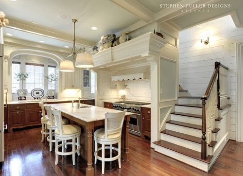Best Georgianadesign In 2020 Stairs In Kitchen Cottage 400 x 300