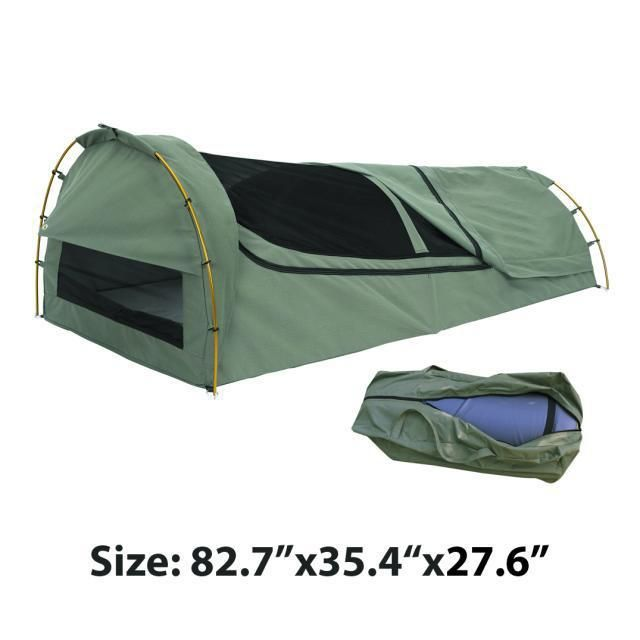 Bag · Export to Australia! Single canvas swag High-grade waterproof sunscreen c&ing tent/sleeping  sc 1 st  Pinterest & Export to Australia! Single canvas swag High-grade waterproof ...