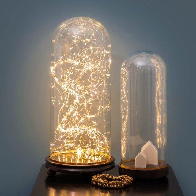 Extrêmement Déco Noel 2017 : idées lumineuses pour la maison | Côté maison  QQ49