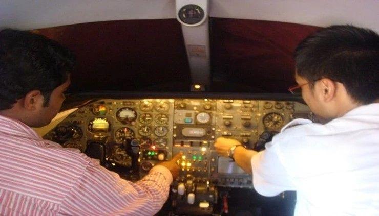 Aircraft Maintenance Engineering Salary In India Aircraft