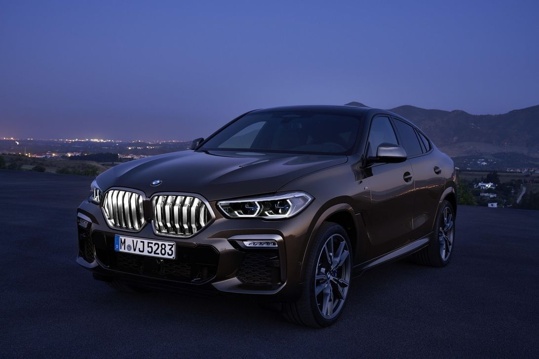 Bmw New Electric Car 2020 First Drive Bmw X6 Bmw New Bmw