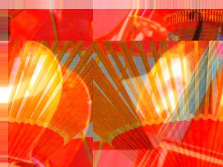 """'Kachel """"im Kreis herum""""' von Rudolf Büttner bei artflakes.com als Poster oder Kunstdruck $18.71"""