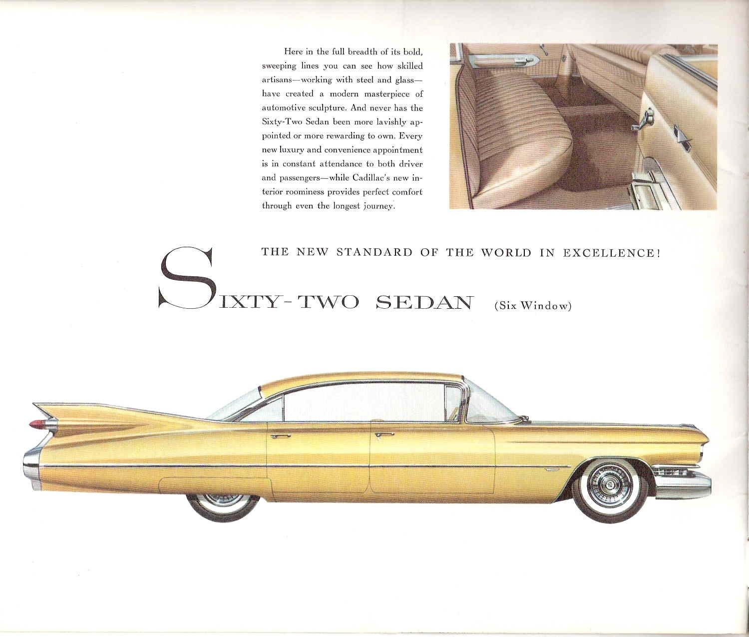1959 cadillac series sixty two sedan devillee ad is fabulous 1959 cadillac series sixty two sedan devillee ad is fabulouss all about the cadillac sciox Gallery