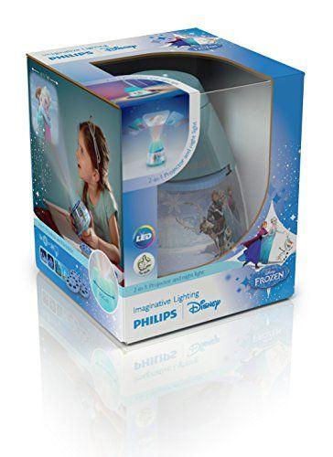 nocturna Proyector 1diseño luz en Disney Philips – y 2 wPnOk08X