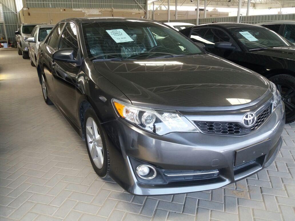 Toyota Camry 2014 USA spec price 32000, 84900 Kms (52808 Miles ...