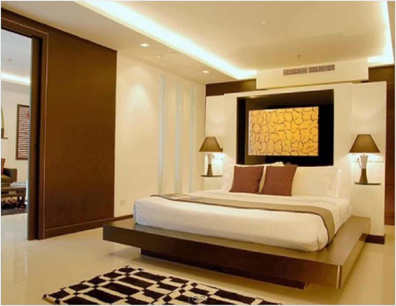 False Ceiling Ideas For Small Bedroom | Simple bedroom ...