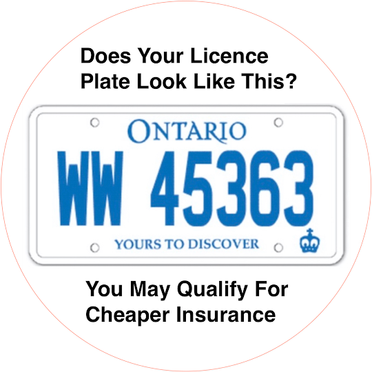 Does Your Licence Plate Look Like This? Commercial
