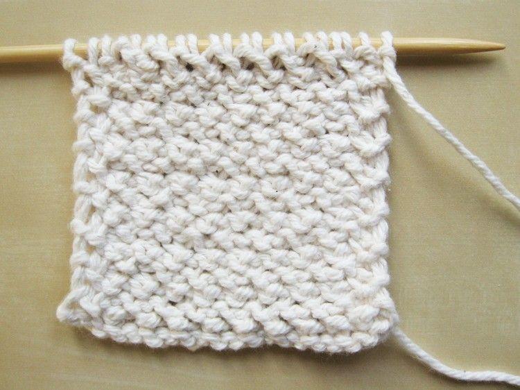 Diagonal Basketweave Knitting Pattern Knitting Patterns Patterns