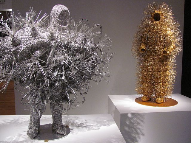 Wire Men by Nikkishige, via Flickr