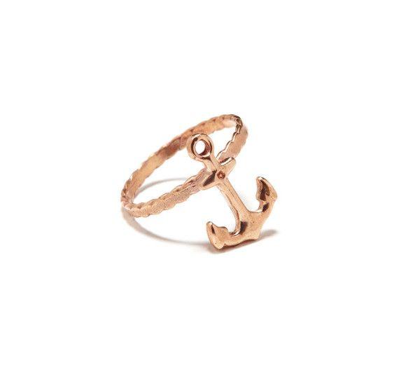 Anchor Ring / Rose