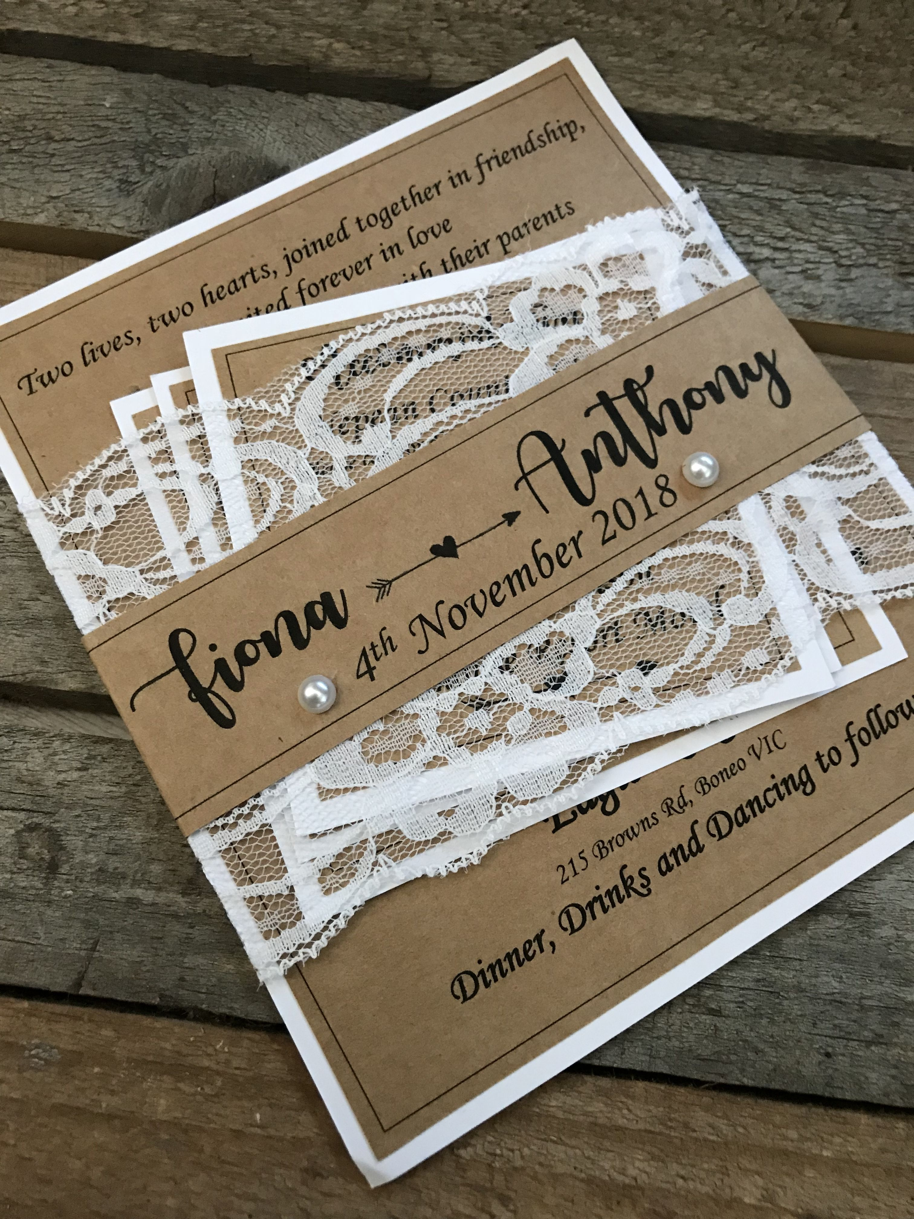 rustic wedding invitations do it yourself%0A Rustic wedding invitations