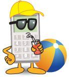 Free-Online-Calculator-Use Mascot - Amortization Calculator