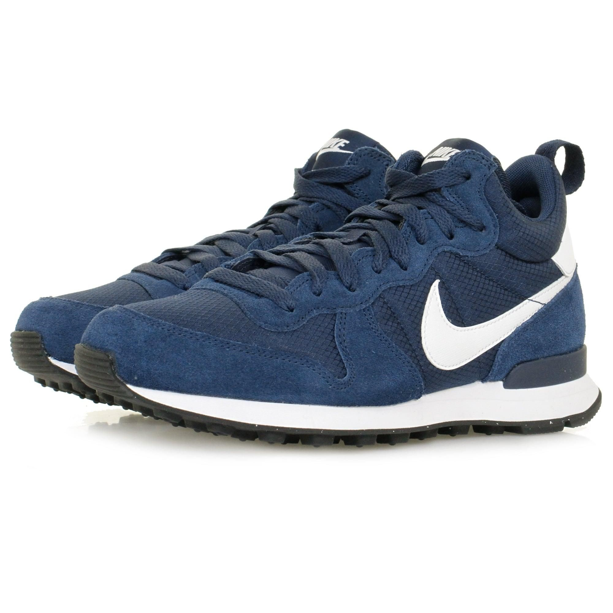 lowest price cf182 43f3c Nike   Blue Internationalist Mid Midnight Navy Shoe 859478 for Men   Lyst