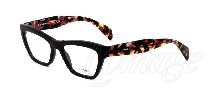 a33def177d58 Prada VPR 14Q ROM-1O1 Purple eyeglasses