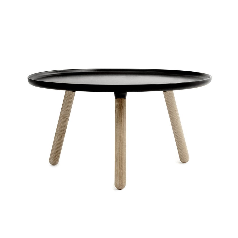 Welcome Sophisticated Style Into Your Interior With The Tablo Table From Normann Copenhagen With A Sl Coffee Table Round Coffee Table Normann Copenhagen Tablo [ 1000 x 1000 Pixel ]