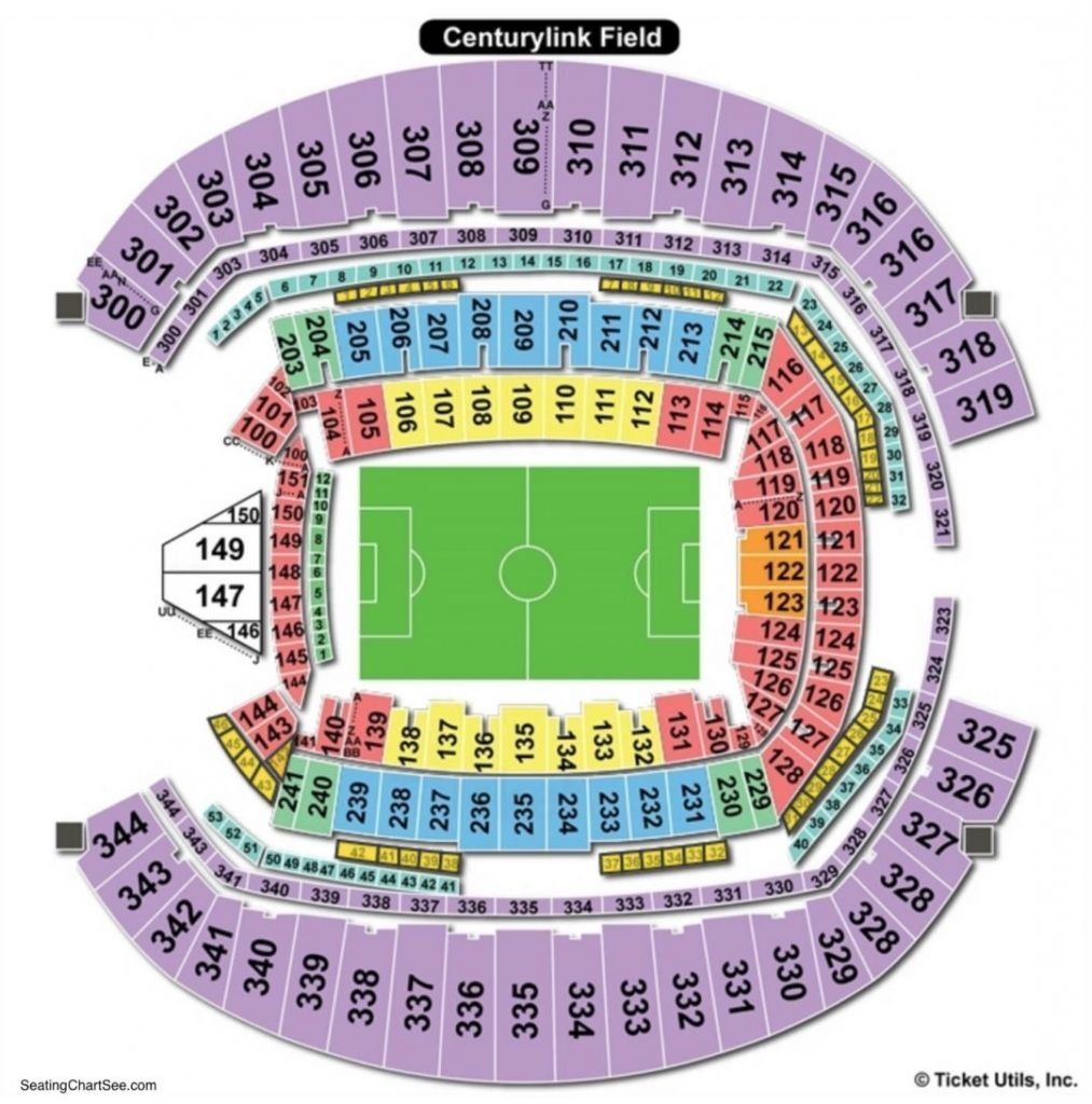 Centurylink Field Seating Chart Seating Charts Tickets Intended For Century Link Stadium Seating Chart Centurylinkstadiumfortmyersseatingchart Centurylinksta Di 2020