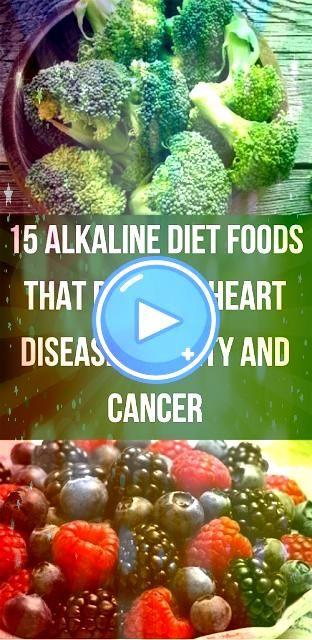 Alkaline Diet Foods that Prevent Heart Disease Obesity and Cancer Health 15 Alkaline Diet Foods that Prevent Heart Disease Obesity and Cancer15 Alkaline Diet Foods that P...