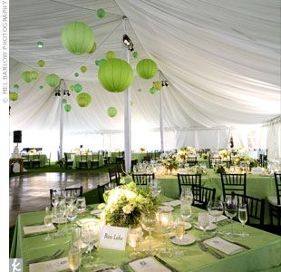 Wedding decor ideas lime green gallery wedding dress decoration the knot your personal wedding planner paper lanterns tents and lime green weddings junglespirit gallery junglespirit Image collections