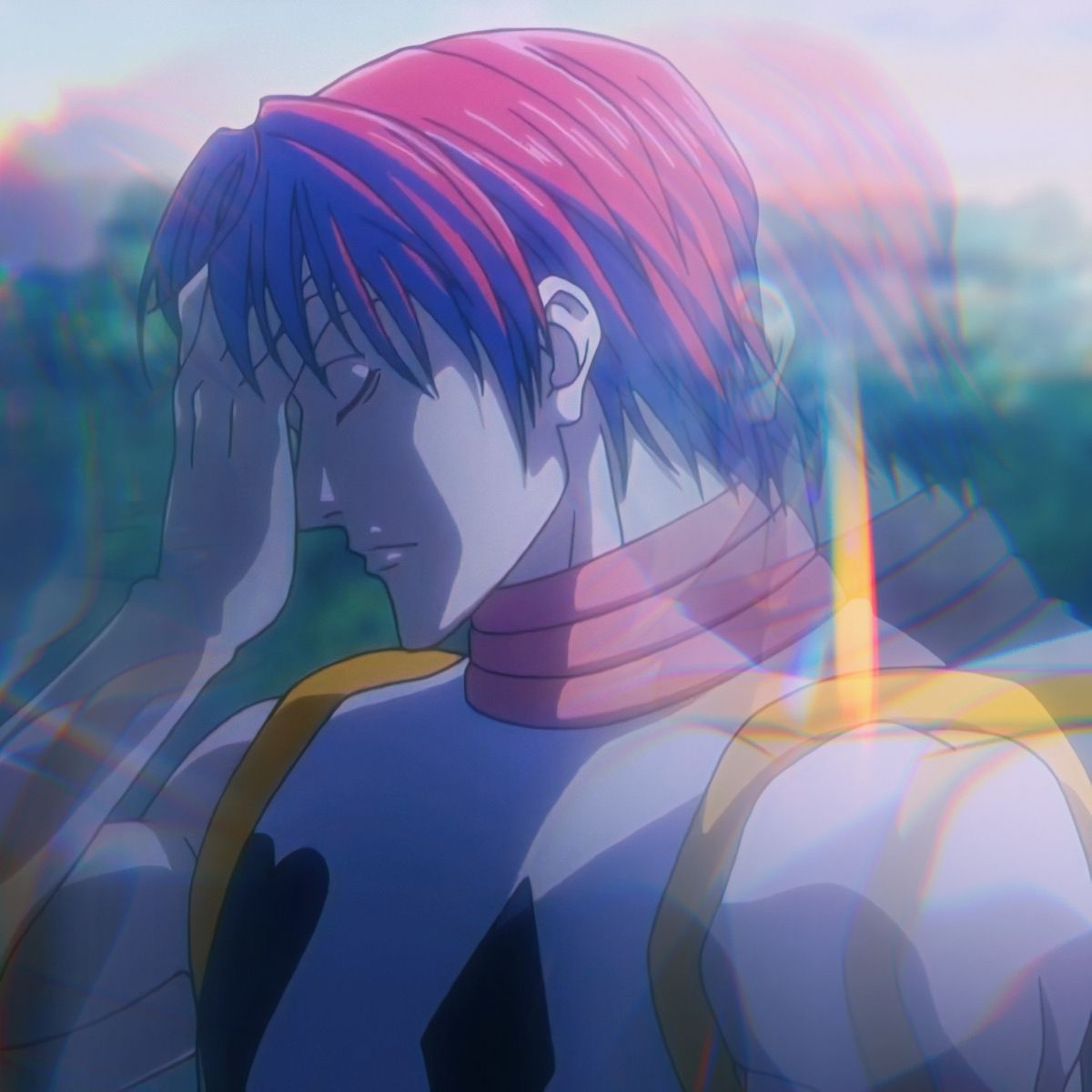 Hisoka Morow Hxh Hisoka Hunter Anime Anime Boy