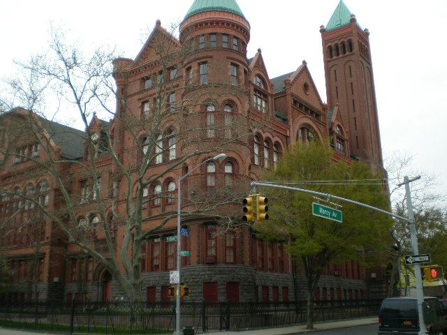 Old Boys and Girls High School Bedford Stuyvesant Brooklyn