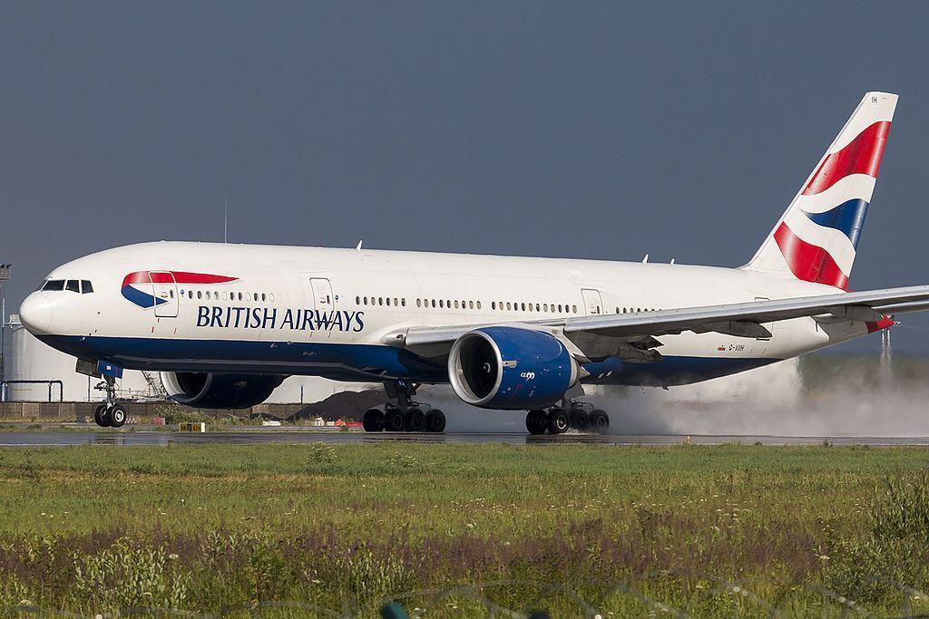 British Airways Fleet Boeing 777200/ER Details and