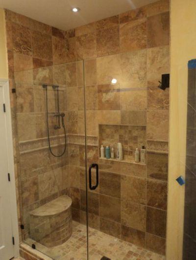 stand+up+shower+designs   Bathroom   bathroom   Pinterest   Ceramic ...