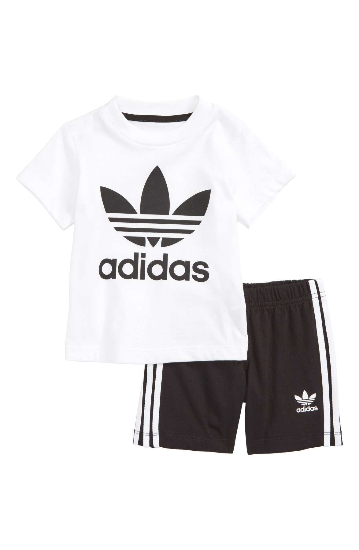 Shirt Adidas Graphic Shorts Originals baby Image Main amp; T Set 1AqBZcpy