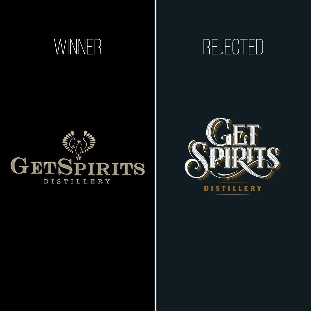 Have a look at these awesome concepts for Get Spirits in