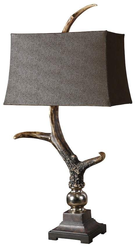 Kohls Table Lamps Amusing Kohl's Stag Horn Table Lamp  Licht  Pinterest Design Decoration