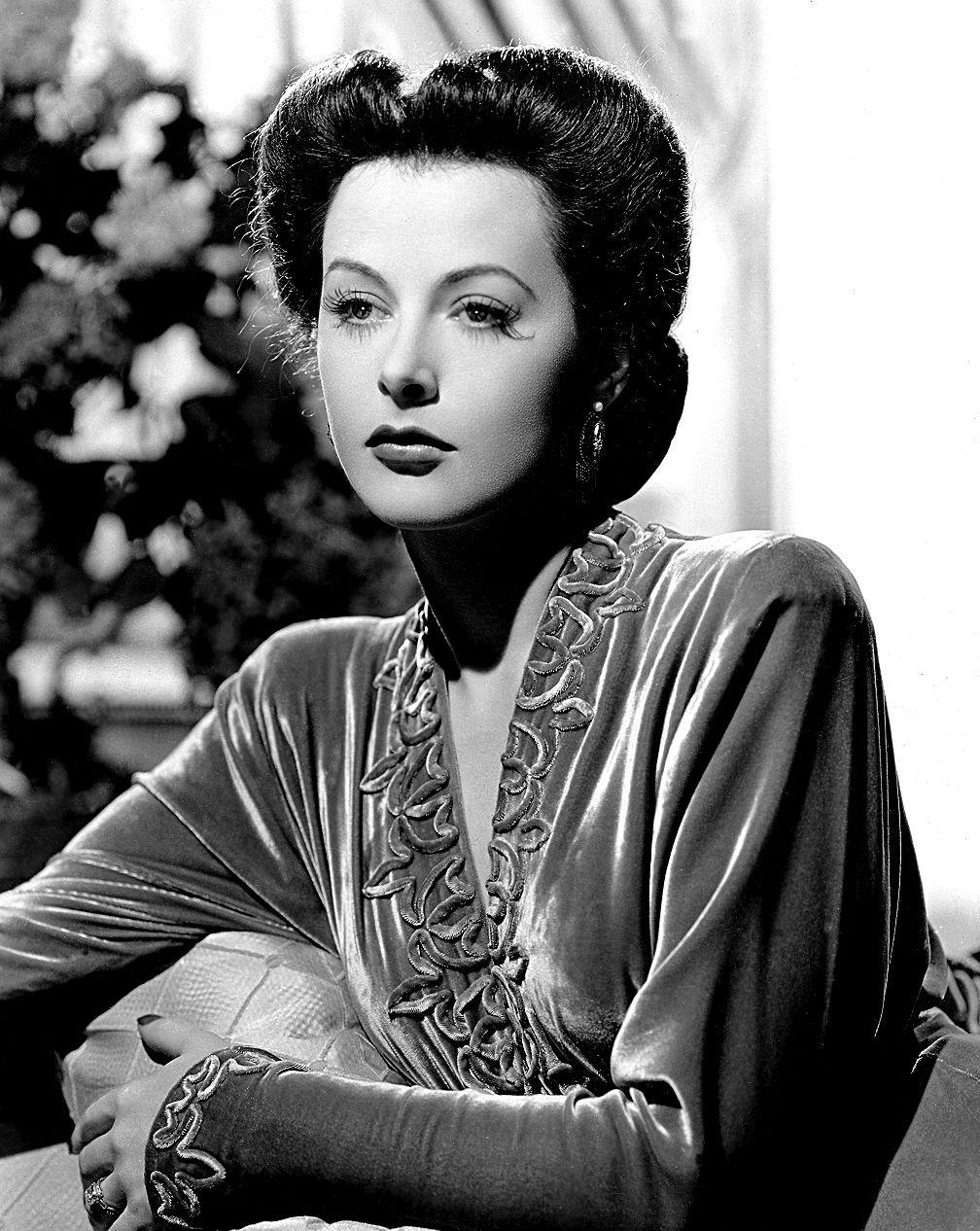 hedy lamarr   File:Hedy Lamarr-1942.JPG - Wikipedia, the free encyclopedia