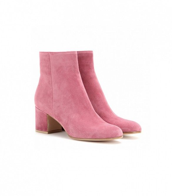 bdeae1a9c7635 Shop the Best Ankle Boots Starting at $60 | Shopping List | Suede ...
