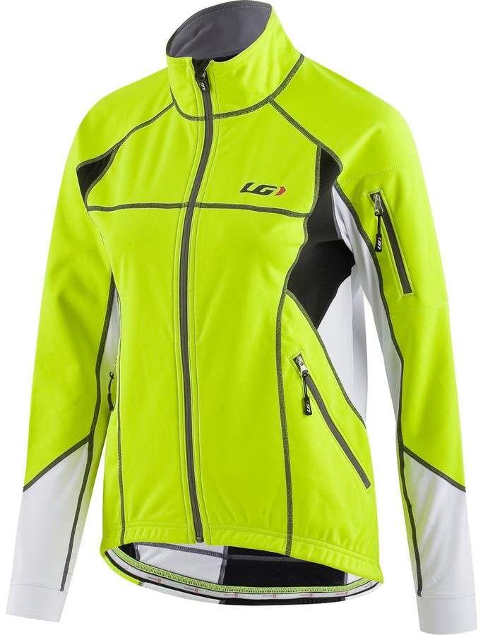 Louis Garneau LT Enerblock Jacket - Women s  7925fb123