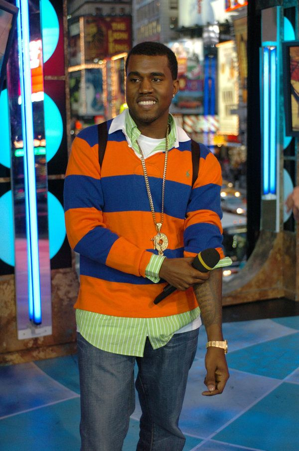 These Photos Of A Young Kanye West Will Make You Laugh Out