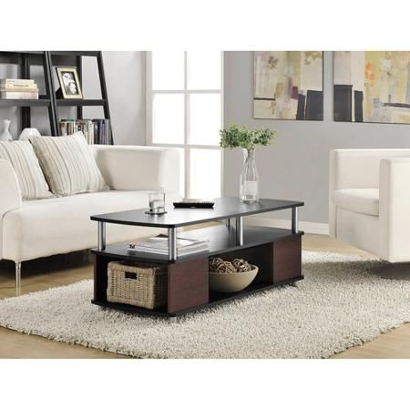 $89 Carson Coffee Table, Multiple Finishes - Walmart.com