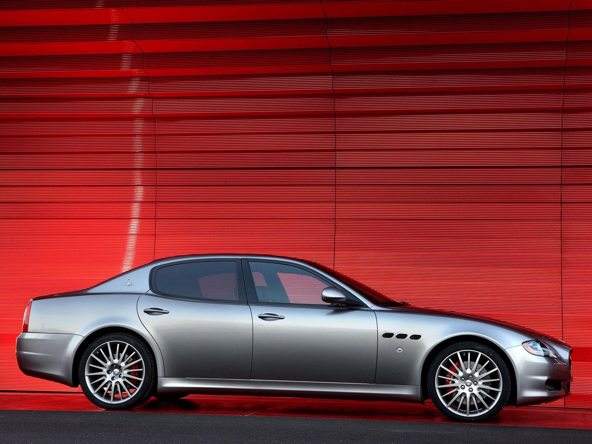 Maserati Quattroporte V GT S (2009-2012 Model) (avec ...