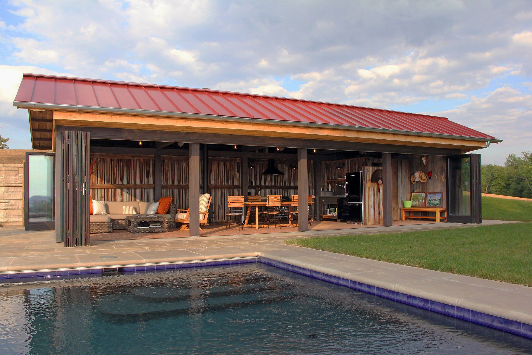 Stable Plans Living Quarters Pole Barn Garage Buildings Plans Beautiful Metal Home Pool House Designs Metal Building Homes Metal Building House Plans